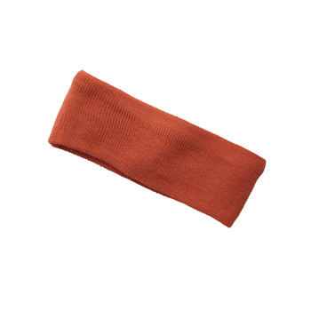 Saffron - 36005 Elevate Succinct Knit Headband | imprintables.ca