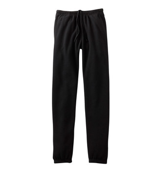 Black - 93201 Women's Rudall Fleece Pant | imprintables.ca