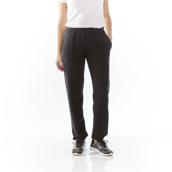 Heather Dark Grey - 93201 Women's Rudall Fleece Pant | imprintables.ca