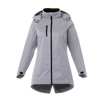 Quarry - 92962 Elevate Women's Bergamo Softshell Jacket | imprintables.ca