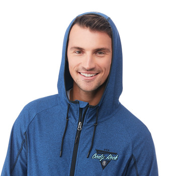 Hood - 18212 Elevate Knit Jacket | imprintables.ca