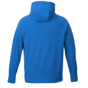 Olympic Blue, Back -  18214 Elevate Coville Knit Hoodie | imprintables.ca