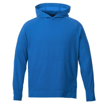 Olympic Blue - 18214 Elevate Coville Knit Hoodie   imprintables.ca