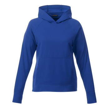 New Royal - 98214 Elevate Women's Coville Knit Hoodie | imprintables.ca