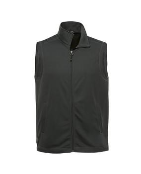 Grey Storm - 18504 Elevate Men's Boyce Knit Vest | imprintables.ca