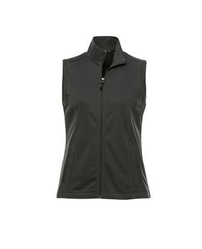 Grey Storm - 98504 Elevate Women's Boyce Knit Vest | imprintables.ca