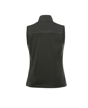 Grey Storm, Back - 98504 Elevate Women's Boyce Knit Vest | imprintables.ca