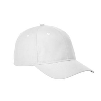 White - 32033 Elevate Unisex Transcend Ballcap | imprintables.ca
