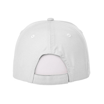 White - Back, 32033 Elevate Unisex Transcend Ballcap | imprintables.ca