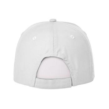 White - Back, 32033 Elevate Unisex Transcend Ballcap | imprintables.ca