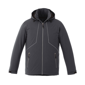 Grey Storm - 19543 Elevate Mantis Insulated Softshell Jacket | Imprintables.ca