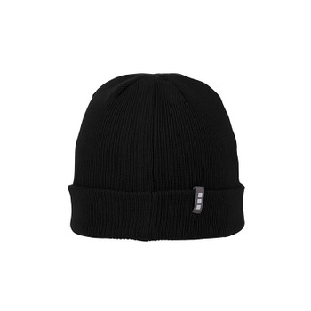 Black - Back, 36105 Elevate Unisex Endure Knit Toque | imprintables.ca