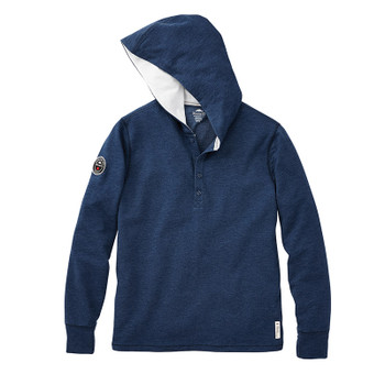 Indigo Heather - 18704 Roots73 Southlake Hoody | Imprintables.ca