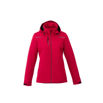 Team Red - 99101 Elevate Women's Colton Fleece Lined Jacket | Imprintables.ca