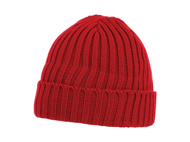 Vintage Red - Elevate 36003 Spire Knit Toque | imprintables.ca