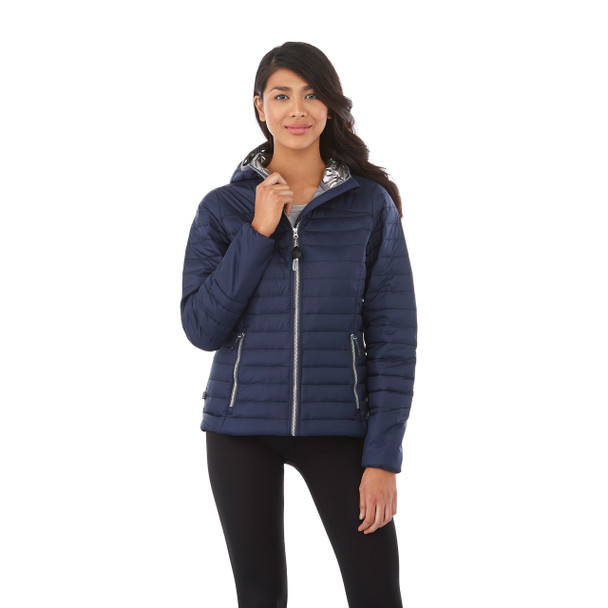 99652 Silverton Women's Packable Insulated Jacket