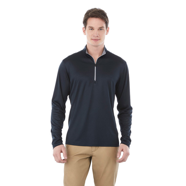 18304 Vega Men's Tech Quarter Zip Sweater
