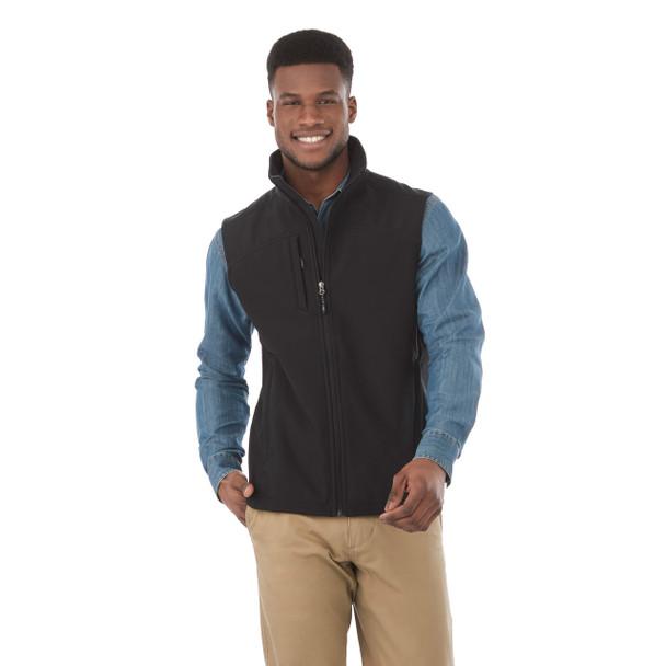 12501 Stinson Men's Softshell Vest