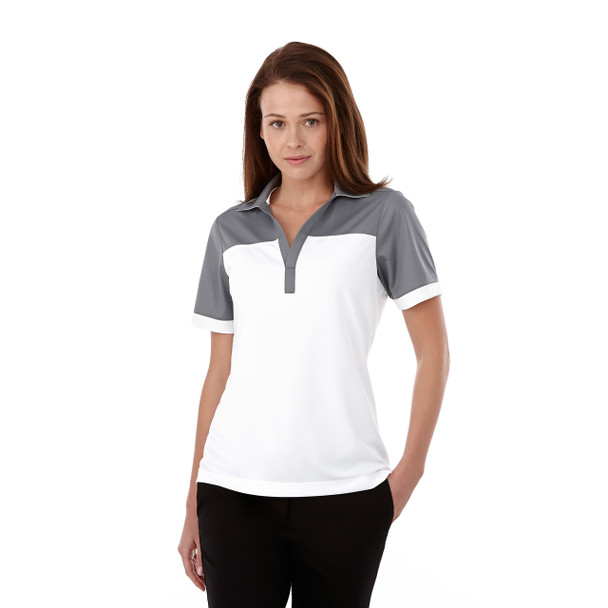 96308 Mack Women's Short Sleeve Polo Shirt