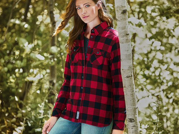 Roots73 97603 Sprucelake Long Sleeve Shirt   imprintables.ca