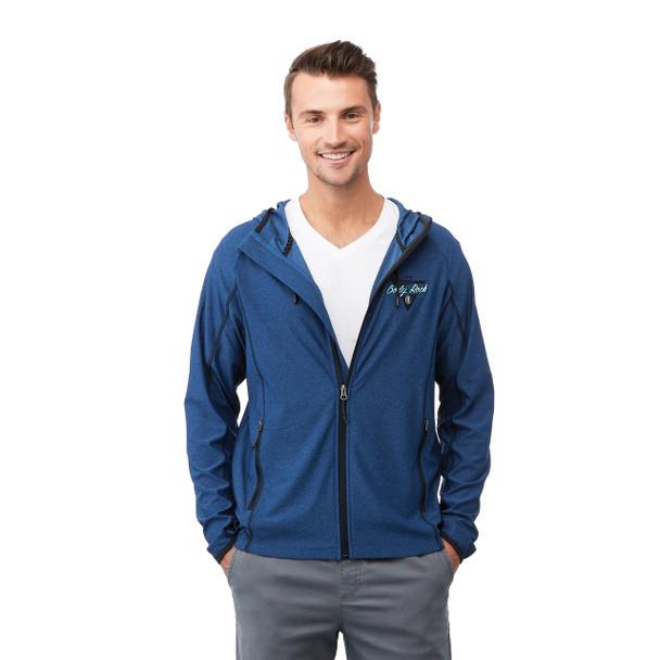 18212 Elevate Knit Jacket   imprintables.ca