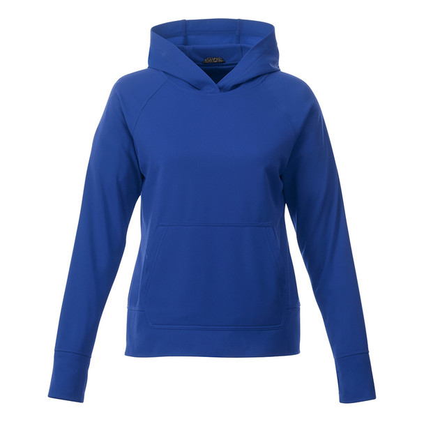 New Royal - 98214 Elevate Women's Coville Knit Hoody | imprintables.ca