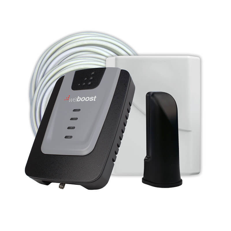 weboost refurbished signal booster kit