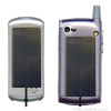 Wilson 301143 Ultra Slim Antenna w/ FME Female Connector Dual Band 800-1900 MHz, on back of phone