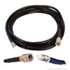 Wilson 951102 10-Foot Black Extension Cable RG58U Low Loss Foam Coaxial w/FME Male ÌÎå«ÌÎ_ÌÎÌ_ÌÎåÌÎÌ_ÌÎå´ FME Female Connectors, detail