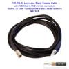 Wilson 951103 15-Foot Black Extension Cable RG58U Low Loss Foam Coaxial w/FME Male ÌÎå«ÌÎ_ÌÎÌ_ÌÎåÌÎÌ_ÌÎå´ FME Female Connectors, label