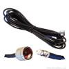 Wilson 951104 20-Foot Black Extension Cable RG58U Low Loss Foam Coaxial w/FME Male ÌÎå«ÌÎ_ÌÎÌ_ÌÎåÌÎÌ_ÌÎå´ FME Female Connectors, detail
