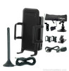 Wilson 815126-H Sleek 4G-V Cradle Mobile Tri-Band Signal Booster Bundle for Verizon LTE w/Home Accessory Kit, main image