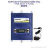 Wilson 803470 AG Pro Quint Selectable 4G (All Carriers) +75dB Building Signal Booster Amplifier Only, label