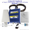 Tri-Band 4G-V Kit w/ 1 Panel, +70dB Verizon - Wilson 805165-BL1, label