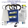 Tri-Band 4G-V Kit w/ 2 Panel, +70dB Verizon - Wilson 805165-BL2, label