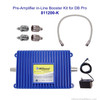 Pre-Amplifier In-Line Booster Kit for DB Pro - 811200-K, WA811200-K, with label