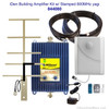 iDen Building Amplifier Kit w/ 800MHz Stamped Yagi and Panel antennas, Wilson 844080, main, label