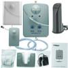 Wilson DT 3G Desktop +60dB Amplifier Kit w/ Panel Antenna Expansion (304447) - 463105-K