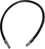 Wilson RG11 2ft Black Cable with F-Male Connectors - 951127
