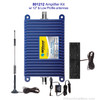 "Wilson 801212 ""Best Seller"" +50dB Vehicle Signal Booster Complete Kit, Multi-User/Wireless - with label"