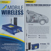 "Wilson 801212 Mobile Wireless ""Best Seller"" +50dB Vehicle Signal Booster Complete Kit, Multi-User/Wireless - retail box"