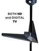 Refurbished Wilson 4G-OTR Antenna Truck Edition W/ OTR Television Antenna Bundle- 304415-B2