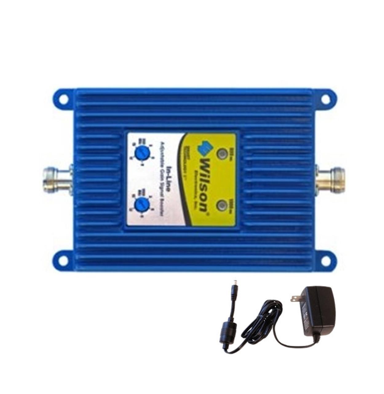In-Line Post-Amplifier, +19dB 50ohm w/N-Female - 806215