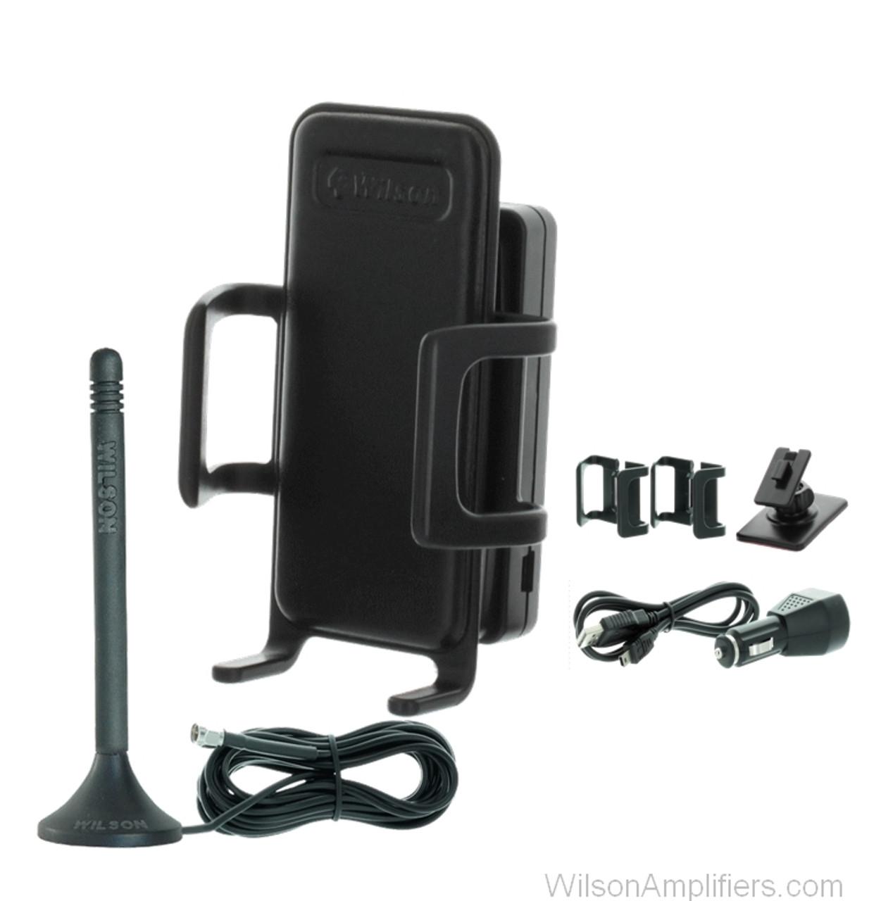 Sleek 4G-V Amplifier Kit, +26dB Verizon 4G cradle - 815126
