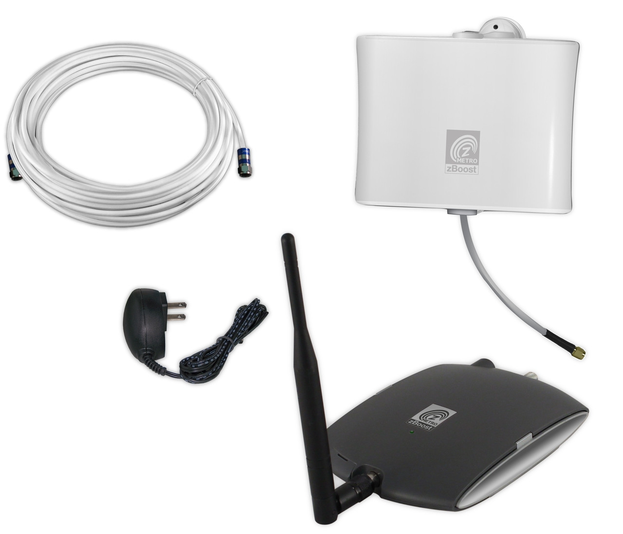 zBoost Connect Cell Phone Signal Booster - ZB540