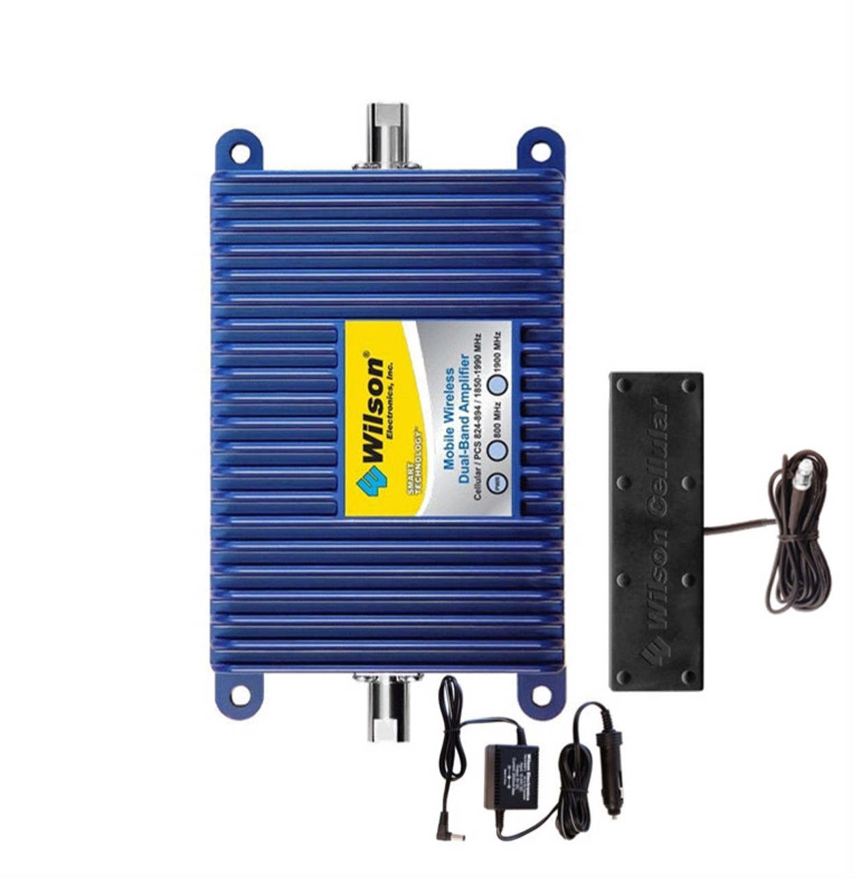WILSON ELECTRONICS 859913 AC//DC 6-Volt Dual-Band Wireless Signal Booster Power Supply Consumer electronic