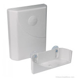 Wilson 304472 Suction-Cut Outside-facing Window Mount Panel Antenna 75 ohms Multi Band, alternative side view