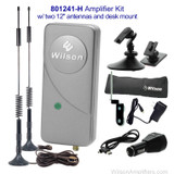 MobilePro 801241-H ultimate car and home/office bundle +40dB wireless, with label