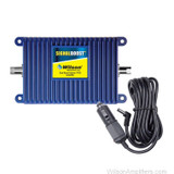 Wilson 811211 SignalBoost Direct Connection +25dB Amplifier Kit w/Antenna Dual Band, amplifier view