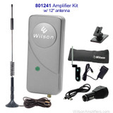 Wilson 801241 MobilePro 40dB Amplifier Kit w/12-inch Antenna Dual Band